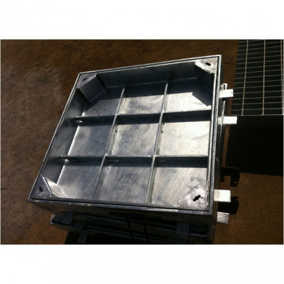 HDG Cover and Frame