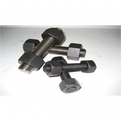 Stud Bolt and Heavy Hex. Nut