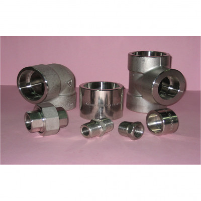 #3000/#6000 Forged Stainless Steel Fittings