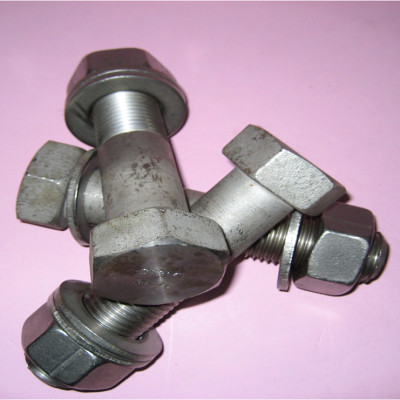 Stainless Steel Hex. Bolt