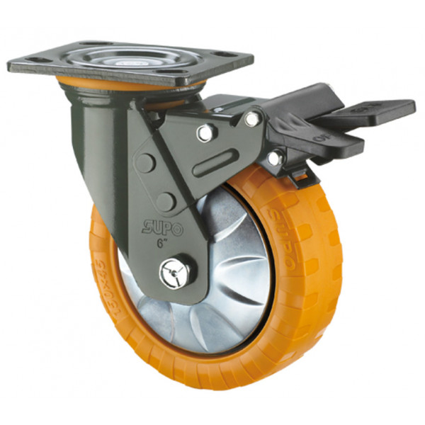 SUPO - Industrial Casters Carts